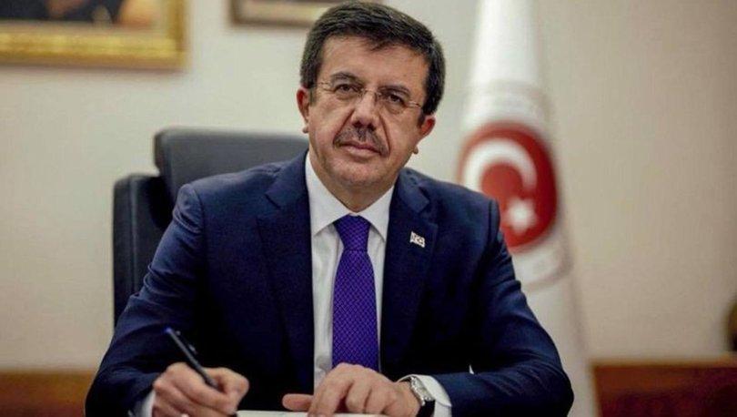 Nihat Zeybekci AK Parti İzmir Büyükşehir Belediye Başkan adayı