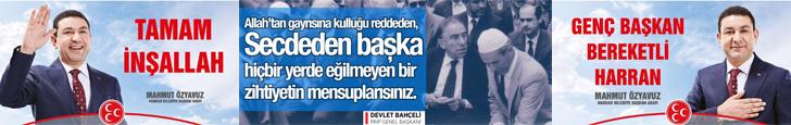 Mahmut Özyavuz Harran Belediye Başkanı